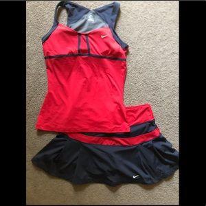 Nike Tennis Uniform